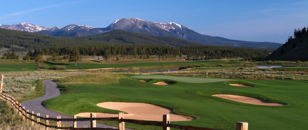 golf course breckenridge