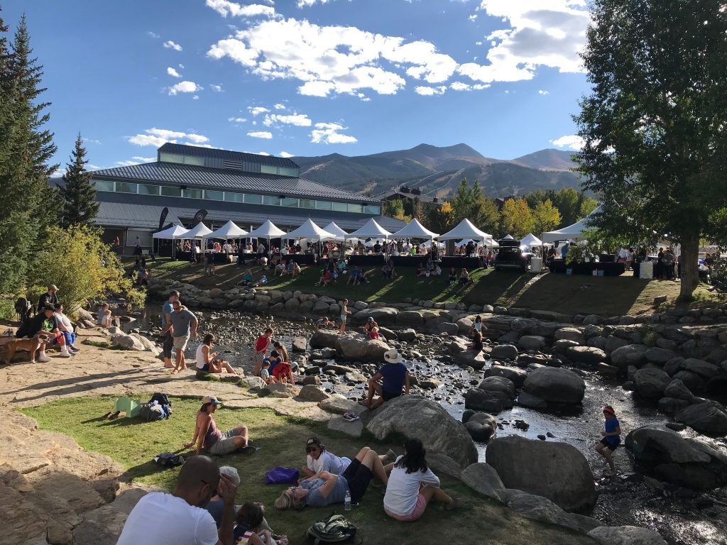 events breckenridge