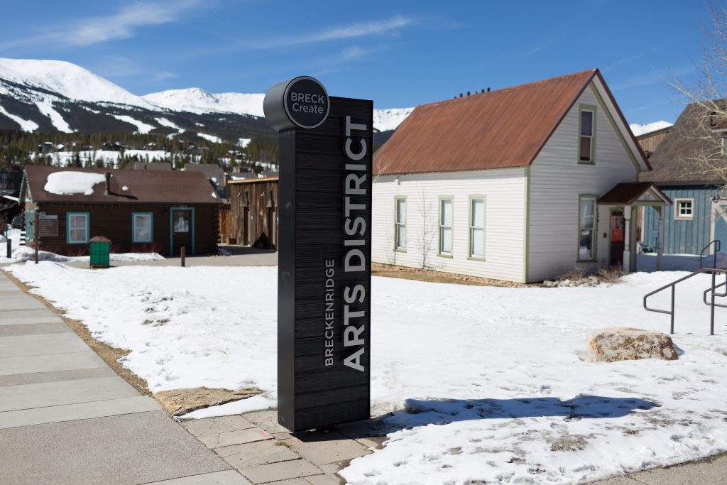 Breckenridge Arts District