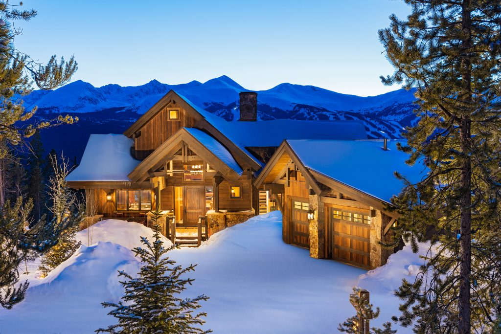 secluded breckenridge lodging